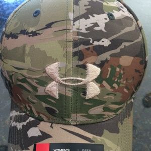 Women's Under Armour Hunting Hat New
